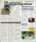 The Mountain Enterprise August 10, 2007 Edition