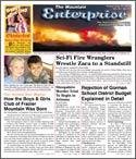 The Mountain Enterprise August 31, 2007 Edition