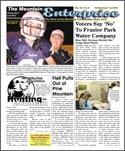 The Mountain Enterprise September 14, 2007 Edition
