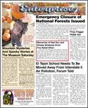 The Mountain Enterprise October 26, 2007 Edition