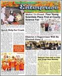 The Mountain Enterprise April 11, 2008 Edition