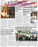 The Mountain Enterprise July 11, 2008 Edition
