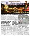 The Mountain Enterprise August 08, 2008 Edition