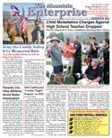 The Mountain Enterprise September 05, 2008 Edition