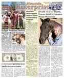 The Mountain Enterprise October 03, 2008 Edition