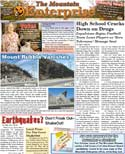 The Mountain Enterprise October 31, 2008 Edition