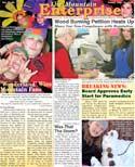 The Mountain Enterprise December 19, 2008 Edition