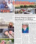 The Mountain Enterprise January 23, 2009 Edition