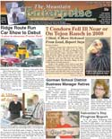 The Mountain Enterprise February 20, 2009 Edition