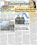 The Mountain Enterprise February 27, 2009 Edition