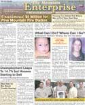 The Mountain Enterprise March 27, 2009 Edition