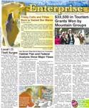 The Mountain Enterprise April 10, 2009 Edition