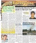 The Mountain Enterprise April 24, 2009 Edition