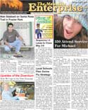 The Mountain Enterprise May 01, 2009 Edition