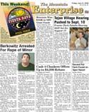 The Mountain Enterprise July 31, 2009 Edition