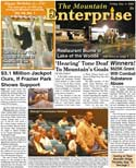 The Mountain Enterprise September 04, 2009 Edition