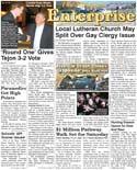 The Mountain Enterprise September 18, 2009 Edition