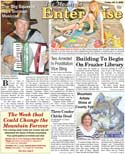 The Mountain Enterprise October 02, 2009 Edition