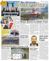 The Mountain Enterprise October 23, 2009 Edition