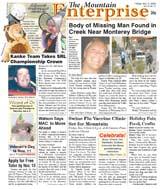 The Mountain Enterprise November 06, 2009 Edition