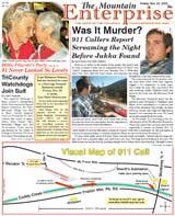 The Mountain Enterprise November 20, 2009 Edition