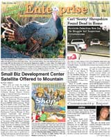The Mountain Enterprise November 27, 2009 Edition