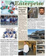 The Mountain Enterprise December 11, 2009 Edition