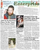 The Mountain Enterprise December 18, 2009 Edition