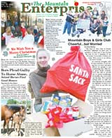The Mountain Enterprise December 25, 2009 Edition