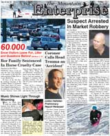 The Mountain Enterprise January 29, 2010 Edition