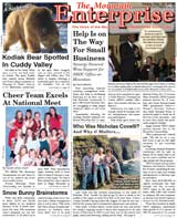 The Mountain Enterprise February 19, 2010 Edition