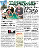 The Mountain Enterprise March 19, 2010 Edition