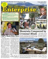 The Mountain Enterprise April 02, 2010 Edition