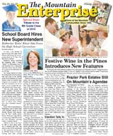 The Mountain Enterprise June 11, 2010 Edition