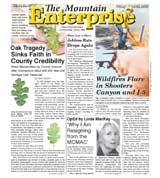 The Mountain Enterprise June 25, 2010 Edition
