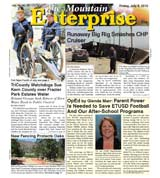The Mountain Enterprise July 09, 2010 Edition