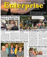 The Mountain Enterprise July 23, 2010 Edition