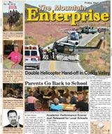 The Mountain Enterprise September 17, 2010 Edition