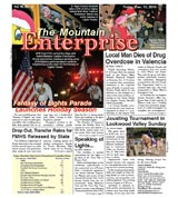 The Mountain Enterprise December 10, 2010 Edition