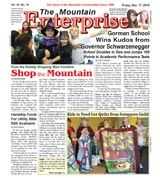 The Mountain Enterprise December 17, 2010 Edition