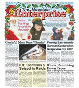 The Mountain Enterprise December 24, 2010 Edition