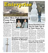 The Mountain Enterprise January 14, 2011 Edition
