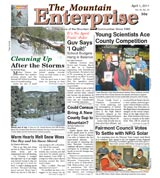 The Mountain Enterprise April 01, 2011 Edition