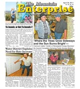 The Mountain Enterprise April 29, 2011 Edition