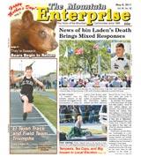 The Mountain Enterprise May 06, 2011 Edition