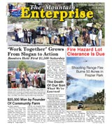 The Mountain Enterprise June 10, 2011 Edition