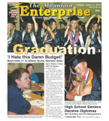 The Mountain Enterprise June 17, 2011 Edition