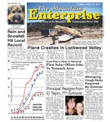 The Mountain Enterprise July 15, 2011 Edition