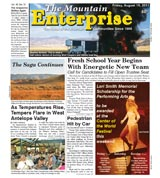 The Mountain Enterprise August 19, 2011 Edition
