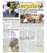 The Mountain Enterprise September 09, 2011 Edition